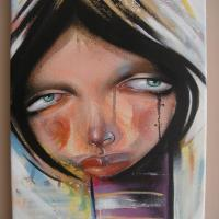 Aerosol+and+acrylic+paints+on+canvas.%0D%0A25+x+35+cm.%0D%0APrivate+collection.