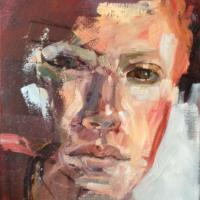 Oil+study+on+canvas